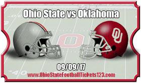 2017 Ohio State Buckeyes Football Tickets | Season | All Games