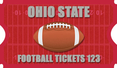 Ohio State Football Tickets 123 Logo